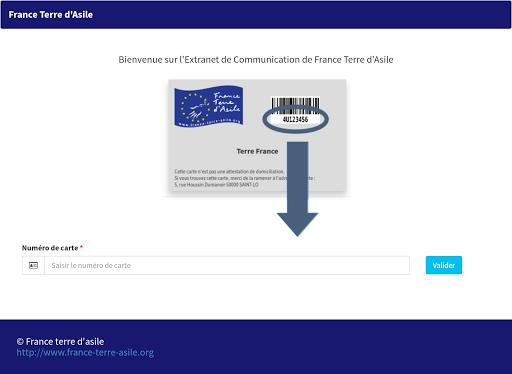 FTDA - Extranet 0.2.3 Screenshots 1
