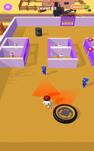 Prison Wreck - Free Escape and Destruction Game modavailable screenshots 10