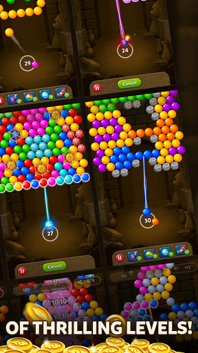 Bubble Pop Origin! Puzzle Game screenshots 12