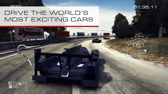 GRID Autosport Mod Apk (MOD, Unlimited Money) 2