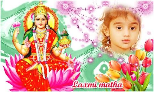 God Lakshmi Devi Photo Frames 1.9 Mod APK Updated Android 3