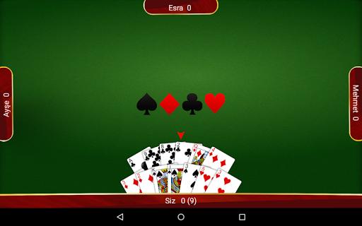 Batak - Tekli, Eu015fli u0130nternetsiz Batak 3.16.5 screenshots 15