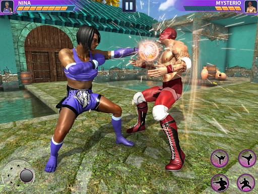 Club Fighting Games 2021 1.2 screenshots 24