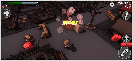 Mini Soldiers: Battle royale 3D screenshots 11