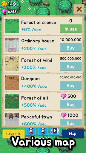 Tap Chest - Idle Clicker 4.9 screenshots 6