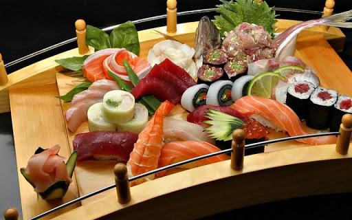Sushi Jigsaw Puzzles  screenshots 1