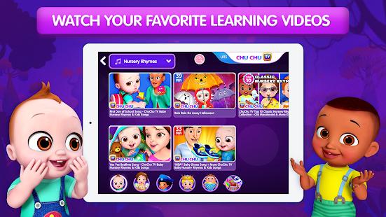 ChuChu TV LITE Best Nursery Rhymes Videos For Kids 5.8 Screenshots 5