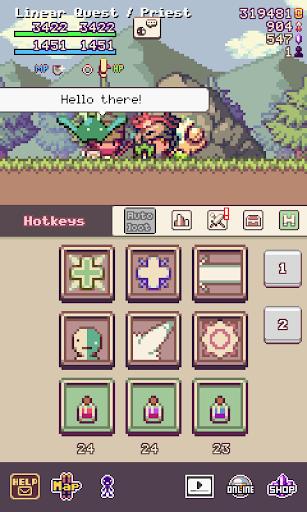 linear quest screenshot 2