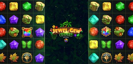 Jewel & Gem Crush - Match Master  screenshots 8