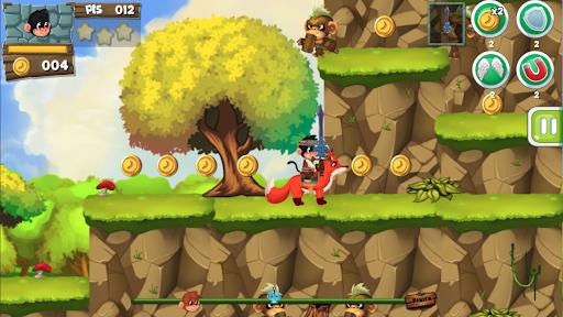 Télécharger Monkey Run - Super Arcade Game APK MOD (Astuce) screenshots 1