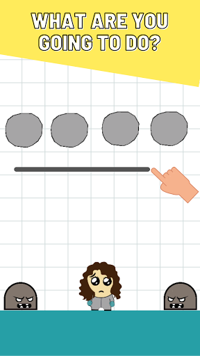 Rescue The Girl - Drawing Puzzle & Brain Games  screenshots 4