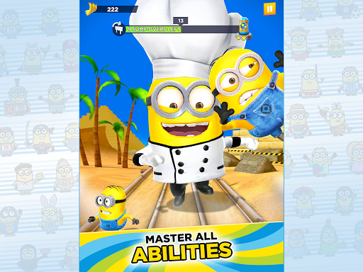 Minion Rush: Despicable Me Official Game 7.5.1d screenshots 14