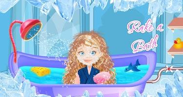 Ice Princess Makeover Spa Day - Makeup & Dress Up