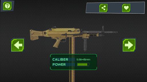 Machine Gun Simulator Free 2.2 screenshots 11
