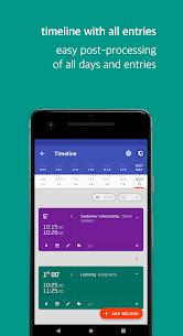 Swipetimes Time Tracker Pro MOD APK 2
