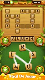 Palabra Crucigrama -Los mejores juegos de palabras 1.3 Screenshots 4
