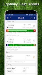 Scores App: Football Live Plays, Stats 2021 Season Apk Download 1