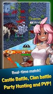 Grow Stone Online : 2d pixel RPG, MMORPG game 5