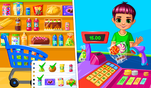 Supermarket Game modavailable screenshots 13