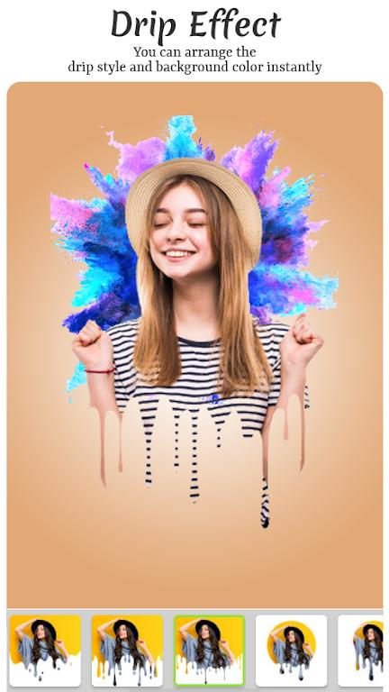 Magic Pic - Neon & Drip Photo Editor poster 1