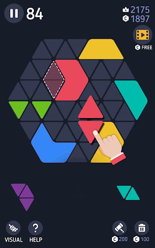 Make Hexa Puzzle 21.0222.09 screenshots 1