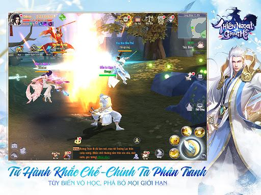 Thiu00ean Ngou1ea1i Giang Hu1ed3 - Thien Ngoai Giang Ho apktram screenshots 16