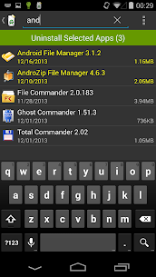 Uninstaller Pro v1.6.0 [Paid] by Rhythm Software 4