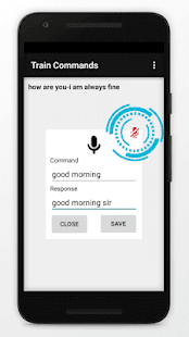 Jarvis artificial intelligent personal assistant