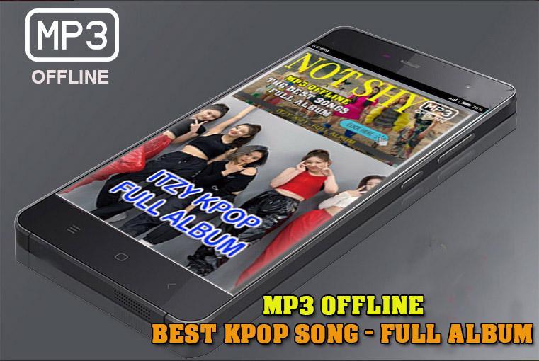 ITZY Not Shy Latest Songs Offline-KPOP Full Album