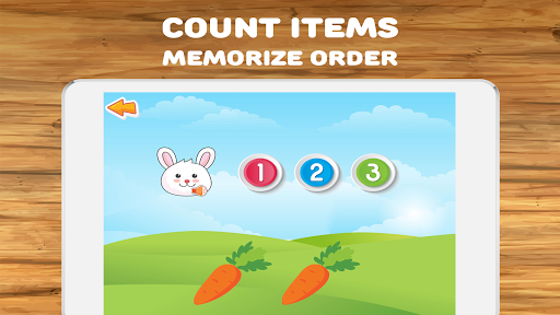 Math for kids: numbers, counting, math games 2.6.5 screenshots 3