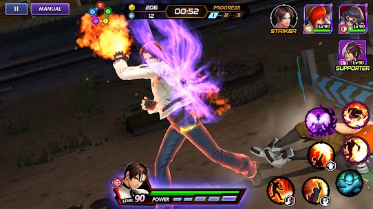 The King of Fighters (KOF) ALLSTAR Apk 1.7.4 Download For Android 2