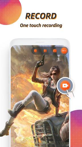 Video Recorder, Screen Recorder-VidmaRecorder Lite  Screenshots 1