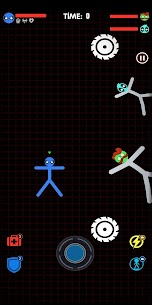 Stickman Epic War: Fight or Die Game Hack Android and iOS 2