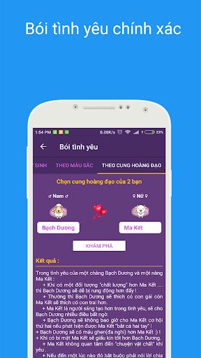 Tu1eed vi 2021 - Xem tu vi hang ngay , xem boi tarot android2mod screenshots 7