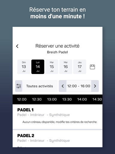 Breizh Padel screenshot 8