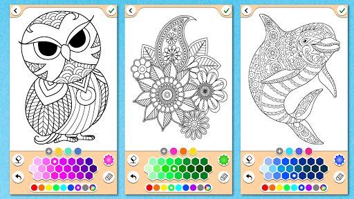 Mandala Coloring Pages  screenshots 13
