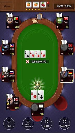 Texas holdem poker king 2020.12.03 screenshots 4