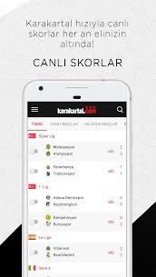 Karakartal – Beşiktaş haberleri amp  Canlı Skor Apk İndir 4