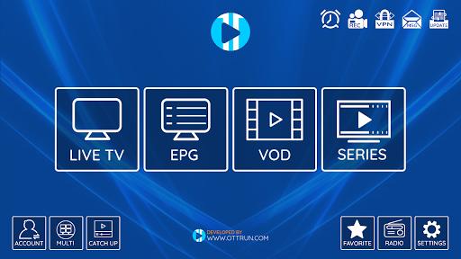 XCIPTV PLAYER 4.0.4 Screenshots 1