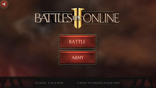 Epic Battles Online screenshots 21