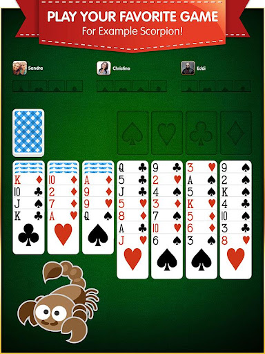 Spider Solitaire (Free, no Ads) 1.1.2 screenshots 8