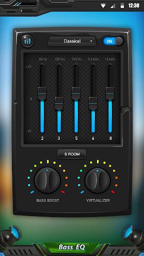 Equalizer & Bass Booster 1.6.7 Screenshots 3