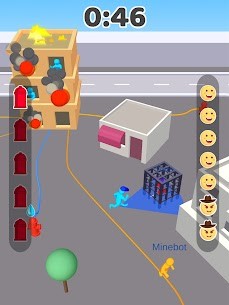 Imposter Hunt: City on Fire 3