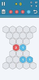 Merge Number Puzzle v3 mod APK (Unlimited Money) Download 2