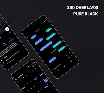 Swift Black Substratum Theme +Oreo & Samsung theme 309 (Patched) (Nougat)