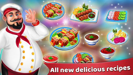 cooking race – 👨🍳chef fun restaurant game screenshot 3