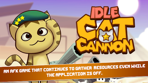 Idle Cat Cannon modavailable screenshots 1