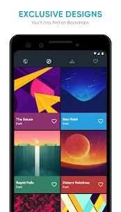 Backdrops – Wallpapers (PRO) 4.22 Apk 2