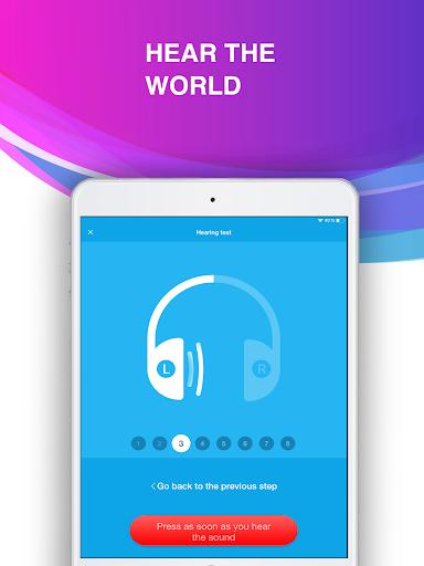 Petralex Hearing Aid App  Screenshots 21