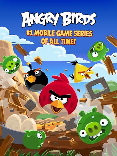 Angry Birds Classic  Screenshots 6